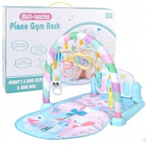 HE 618 Multi Function Piano Fitness Rack