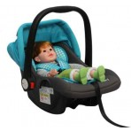 SunBaby Baby Car Seater Cum CarryCot